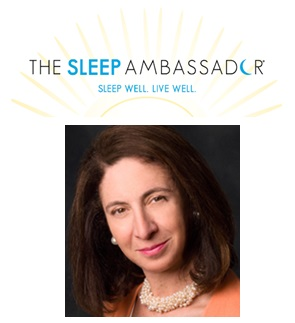 sleep ambassador and nancy pic